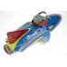 Space Patrol Friction Motor Collectable