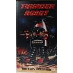 Thunder Robot Lights BlinksFire Guns