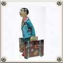 Amusing  Tin Toy People