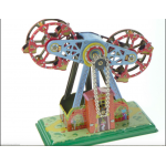 Twin Ferris Wheel Win Up Collectable