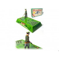 Golf Game Tin Toy Desktop Practice